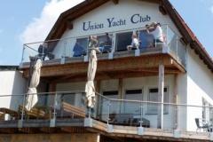 Clubhaus Seeansicht
