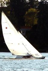 Star-Segelboot
